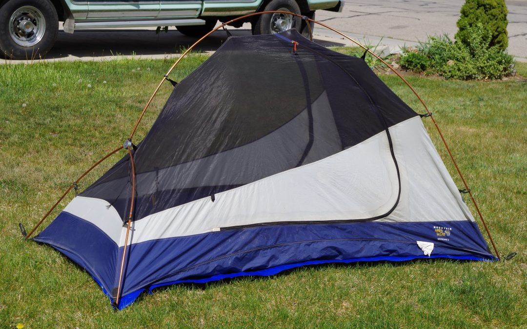 Make Your Own Tent Footprint
