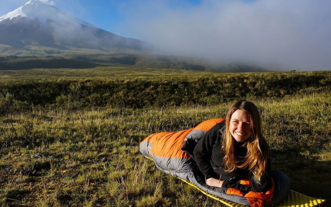 How to take care of your sleeping bag