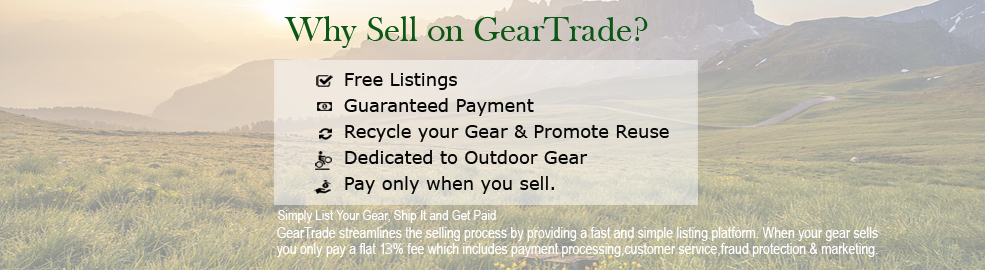 Why sell on Gear trade?