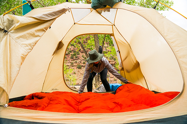 Geartrade: The sleeping bag buyer's guide