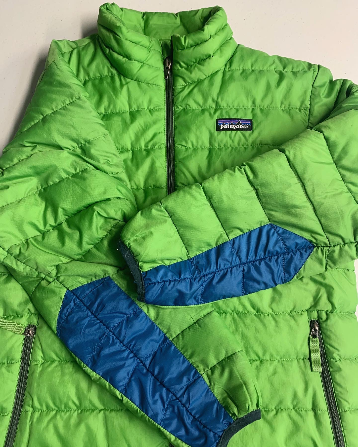 patagonia patches