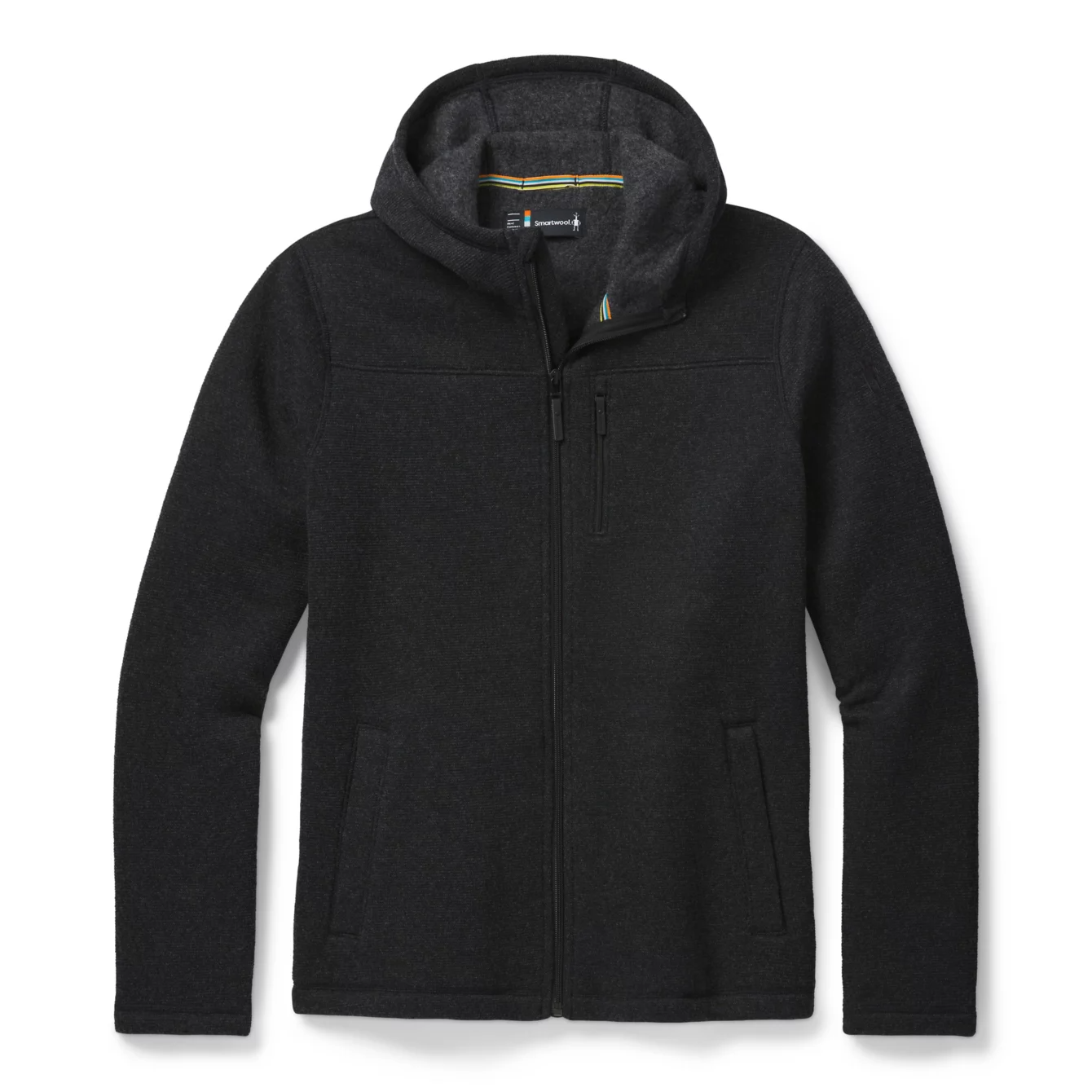 Smart Wool | Mens Hudson Trail Fleece Hoodie