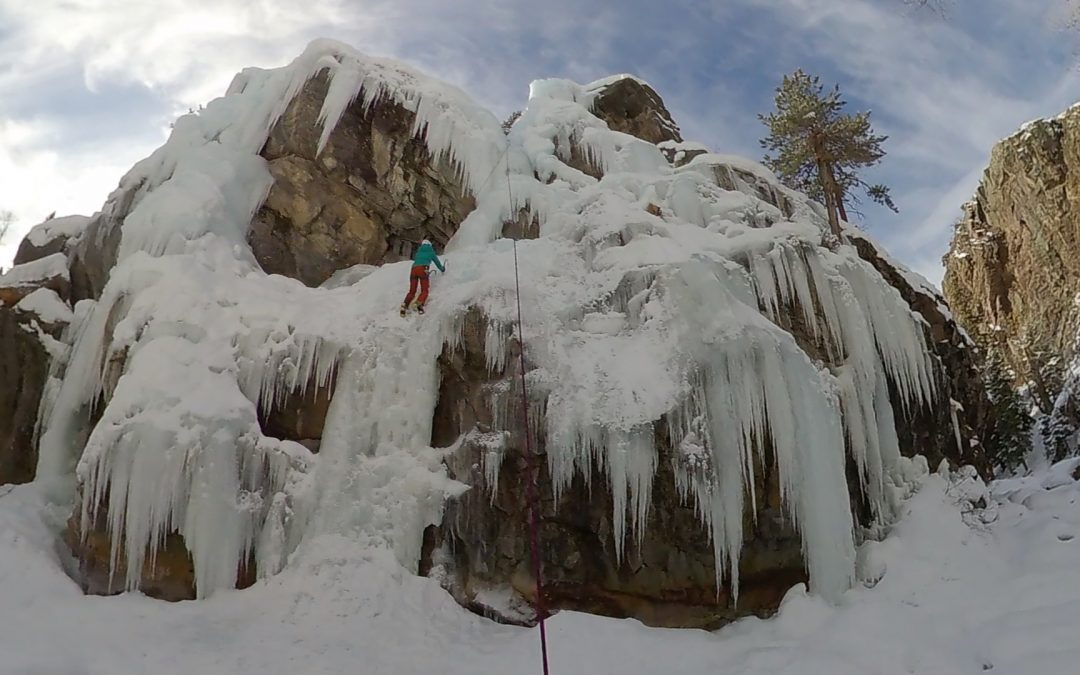 Ice Climbing 101: Gear You Need & How to Get Started