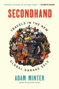 The Cover of Seconhand Travels in the new global garage sale