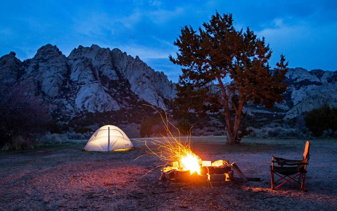 The Beginner's Guide to Camping